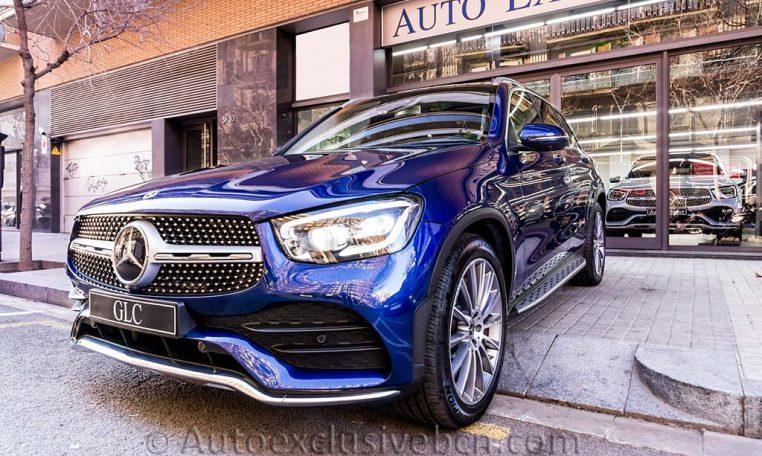 Mercedes GLC 300d AMG - Azul Brilante - Auto Exclusive BCN - DSC01576