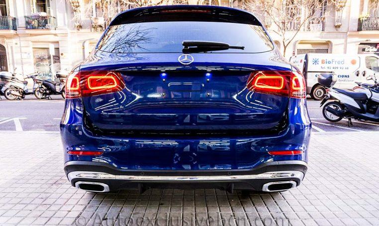 Mercedes GLC 300d AMG - Azul Brilante - Auto Exclusive BCN - DSC01586