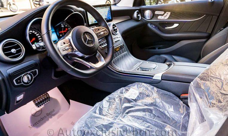 Mercedes GLC 300d AMG - Azul Brilante - Auto Exclusive BCN - DSC01589