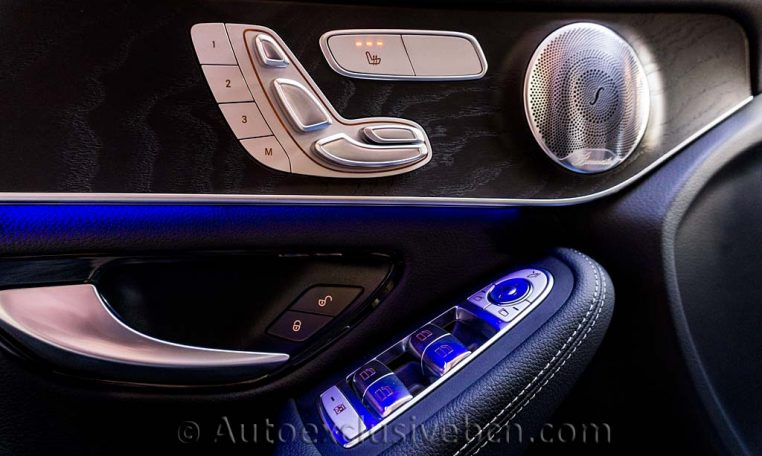 Mercedes GLC 300d AMG - Azul Brilante - Auto Exclusive BCN - DSC01591