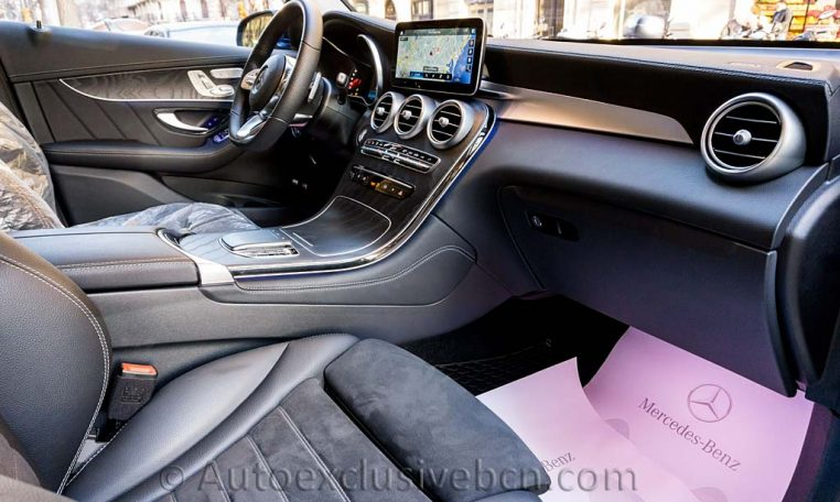 Mercedes GLC 300d AMG - Azul Brilante - Auto Exclusive BCN - DSC01596