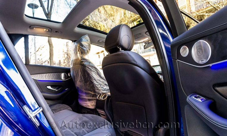 Mercedes GLC 300d AMG - Azul Brilante - Auto Exclusive BCN - DSC01599