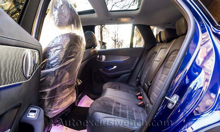 Mercedes GLC 300d AMG - Azul Brilante - Auto Exclusive BCN - DSC01600