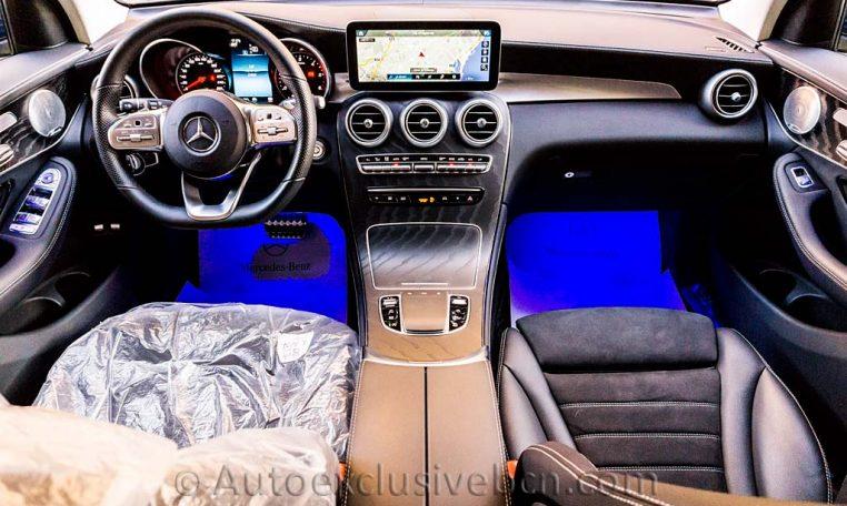 Mercedes GLC 300d AMG - Azul Brilante - Auto Exclusive BCN - DSC01604