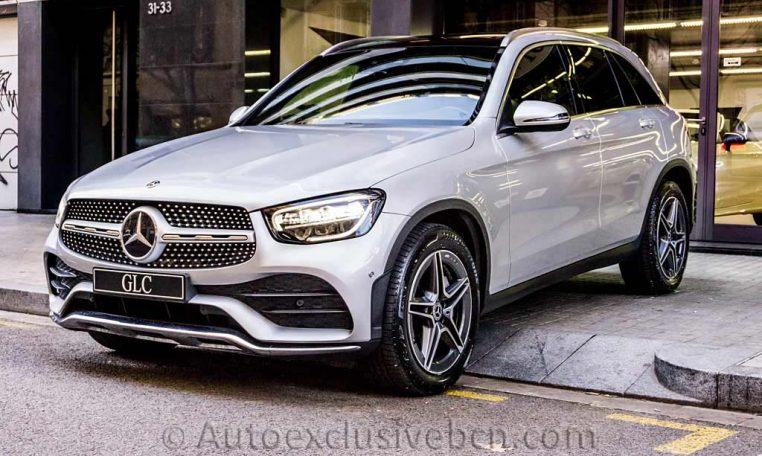 Mercedes GLC 300d - PLata Iridio - Auto Exclusive BCN -DSC01547