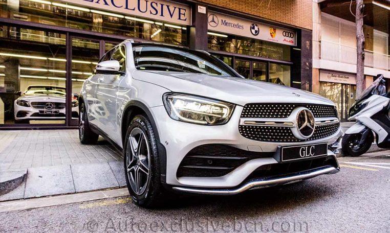 Mercedes GLC 300d - PLata Iridio - Auto Exclusive BCN -DSC01548