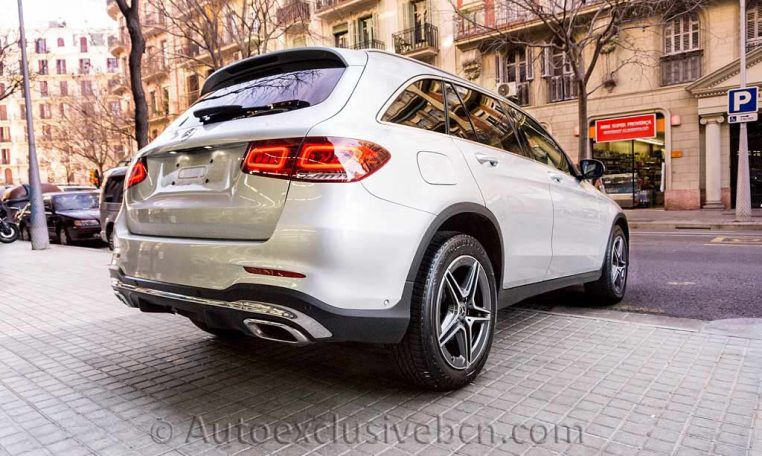 Mercedes GLC 300d - PLata Iridio - Auto Exclusive BCN -DSC01555