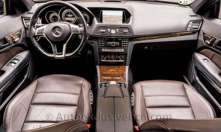 E 350 BT Coupè AMG - Negro -Auto Exclusive BCN - DSC01840