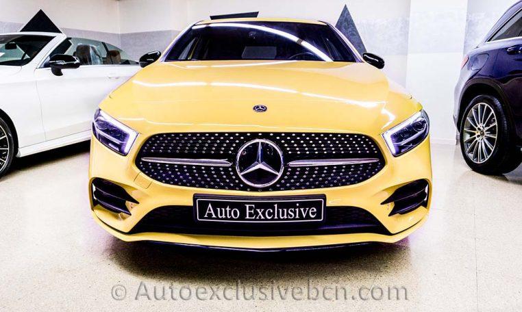 Mercedes A 250 4M AMG - Auto Exclusive BCN - DSC01924