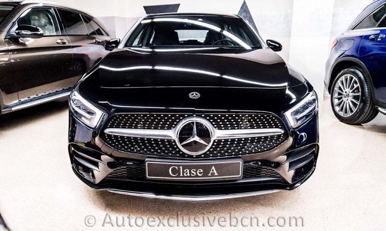 Mercedes A 250 AMG - Negro - Auto Exclusive BCN -DSC02213
