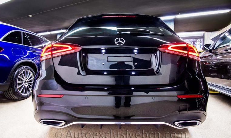 Mercedes A 250 AMG - Negro - Auto Exclusive BCN -DSC02246