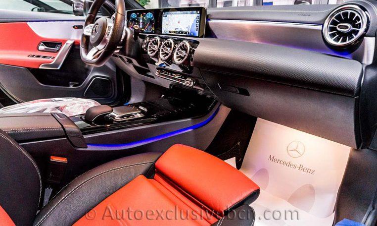 Mercedes A 250 AMG - Negro - Auto Exclusive BCN -DSC02104
